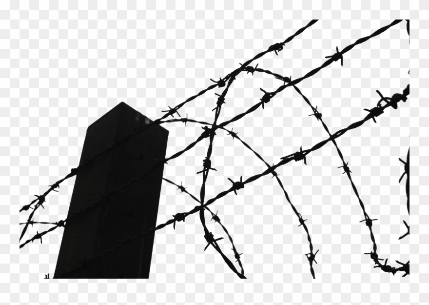 Fence Clipart Thorn.