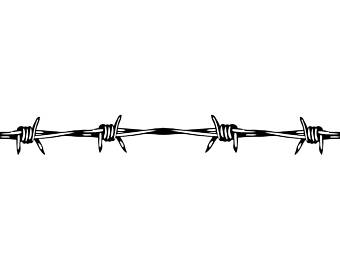 Barbed Wire PNG Transparent Barbed Wire.PNG Images..
