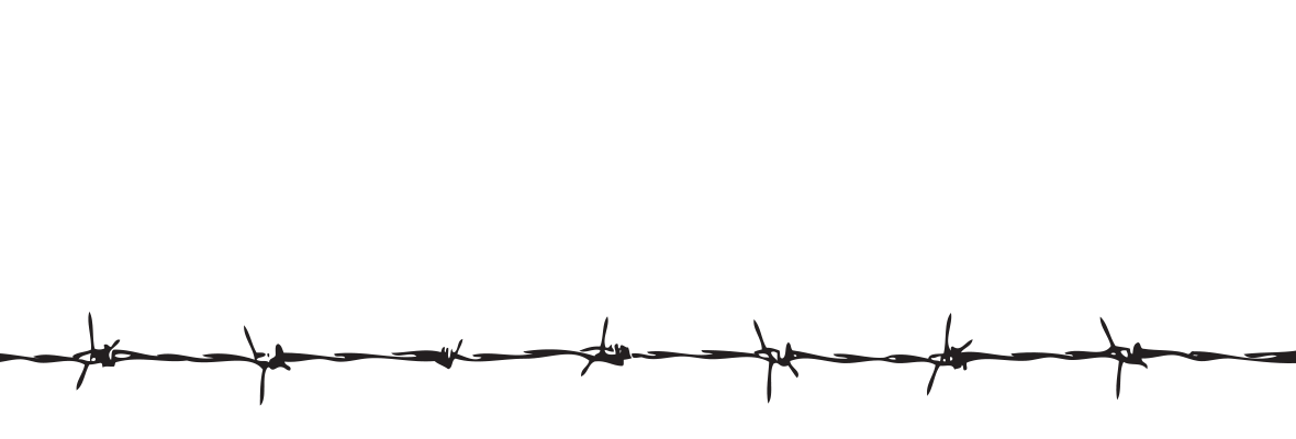 Barbed Wire PNG images.