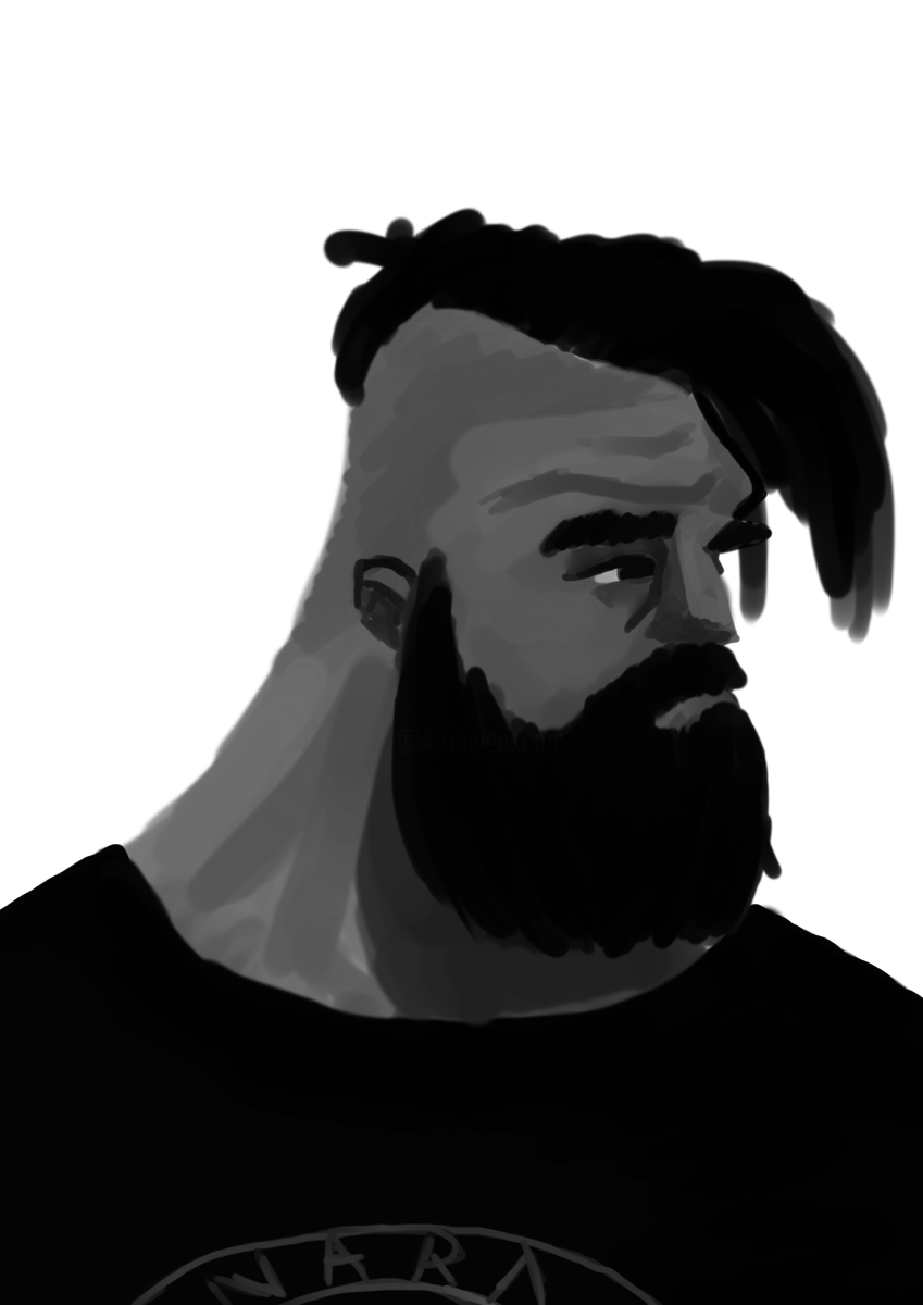 barba.png Digital Arts by Pedro Bernardino.