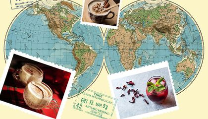 Nine Delicious Holiday Drinks From Around the World.