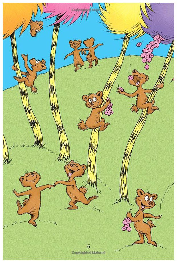 Image result for lorax barbaloots book.