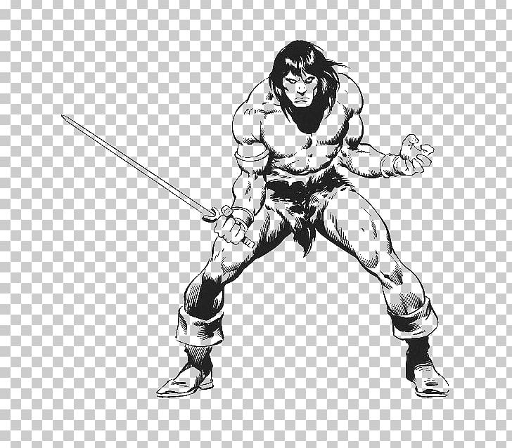 Conan The Barbarian Red Sonja Comics Artist Bêlit PNG.