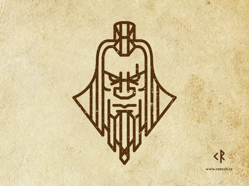 Barbarian logo.