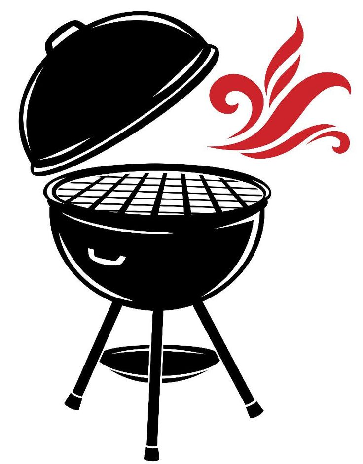 Real grill clipart clipground