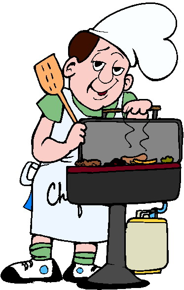 Barbecue Clipart.