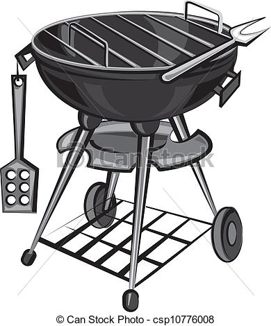 Barbecue grill Vector Clip Art Royalty Free. 11,110 Barbecue grill.