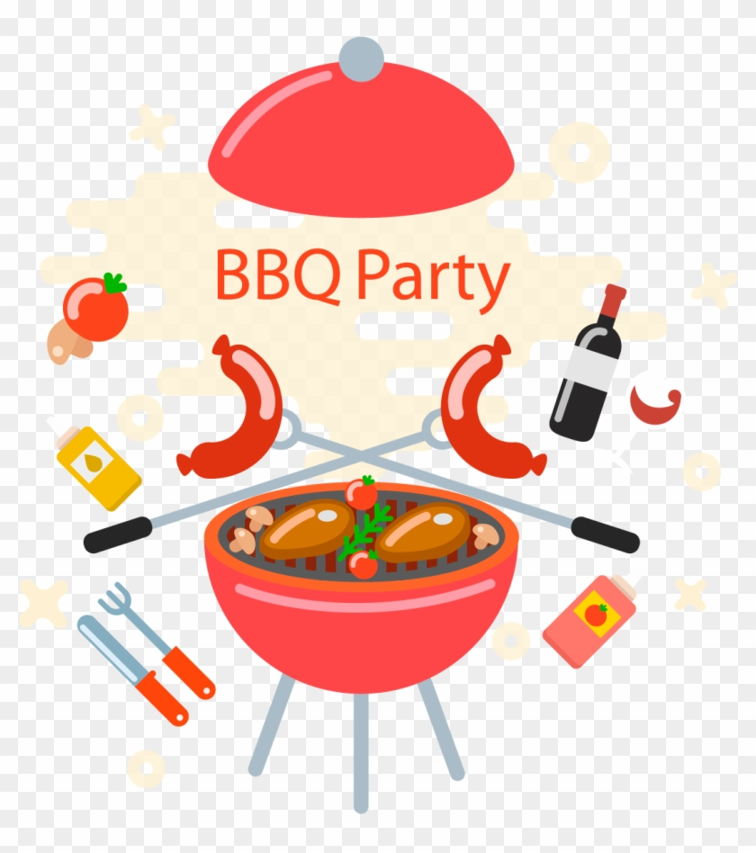 Barbecue Grill Churrasco Barbecue Sauce Clip Art.