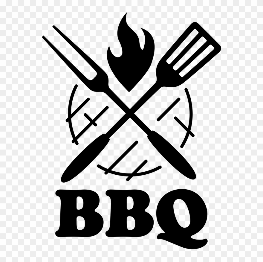 Barbecue Party Logo Clipart (#1783980).