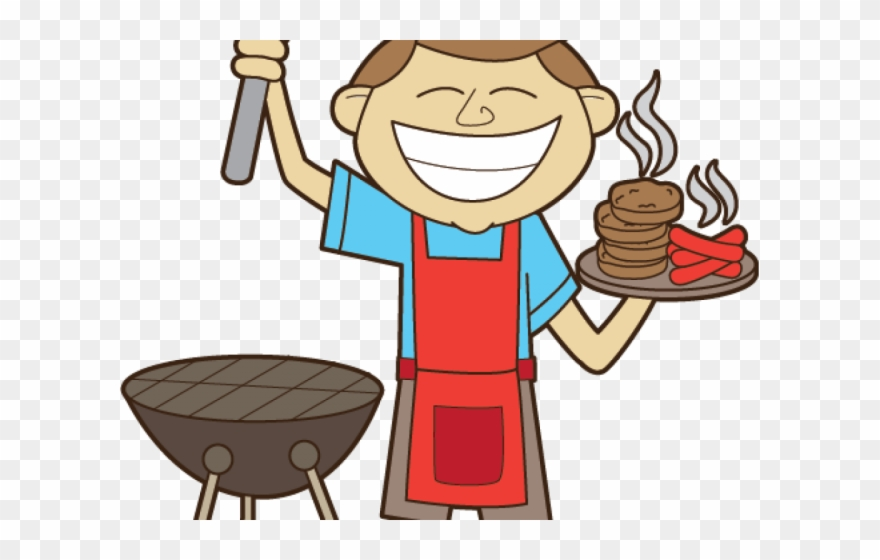 Barbecue Clipart Weekend.