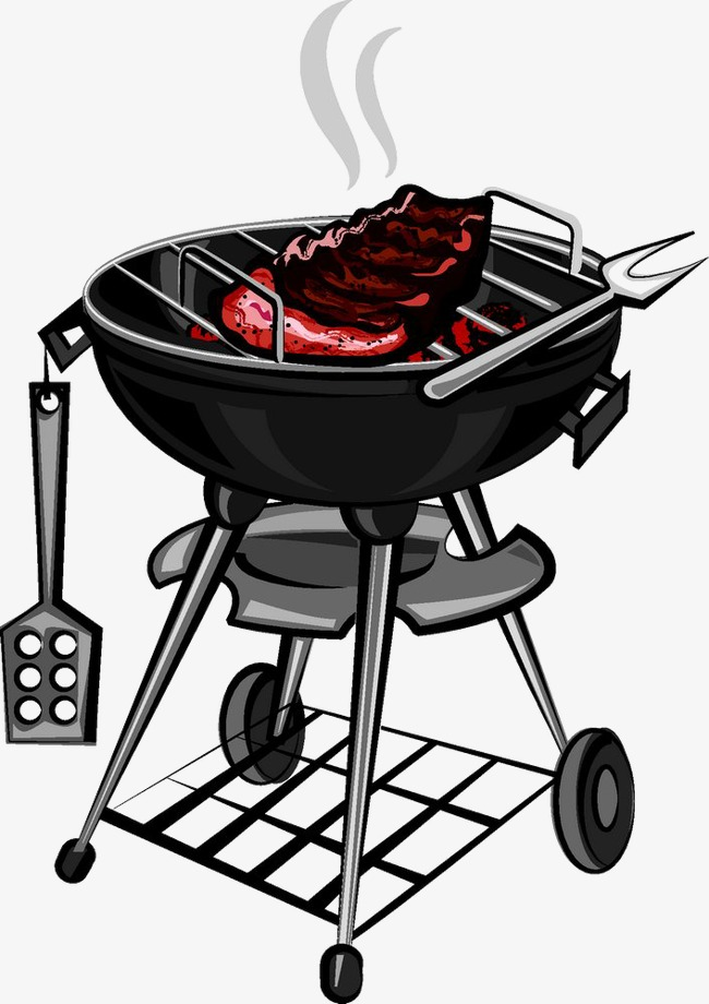 Barbecue clipart barbecue meat, Barbecue barbecue meat.