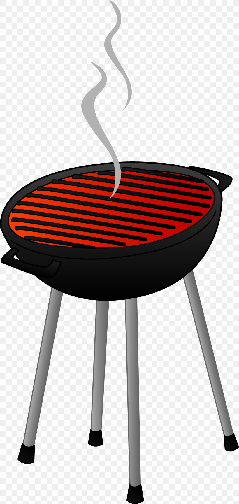 Barbecue Sauce Grilling Clip Art, PNG, 4235x8932px, Barbecue.