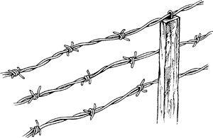 clip art fences.