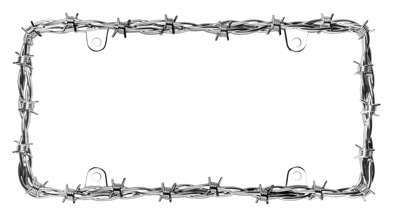 Barbed wire frame png, Barbed wire frame png Transparent.