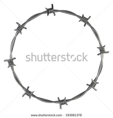 Razor Wire Stock Photos, Royalty.