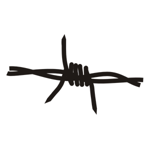 Barb Wire clipart, cliparts of Barb Wire free download (wmf.