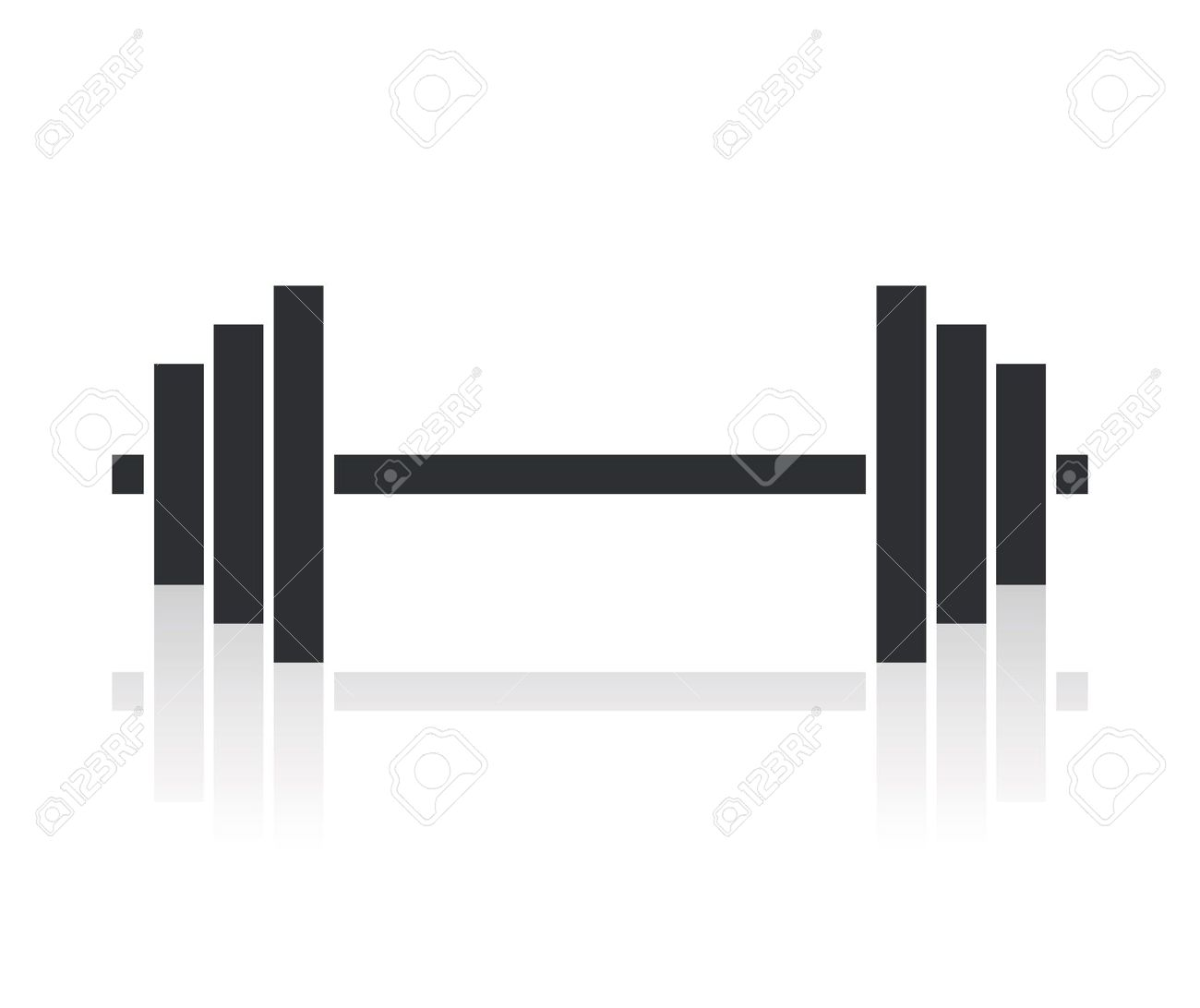 Barbell Clipart & Barbell Clip Art Images.