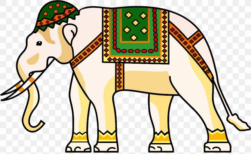 Indian Elephant Ganesha Clip Art, PNG, 2221x1368px, Indian.