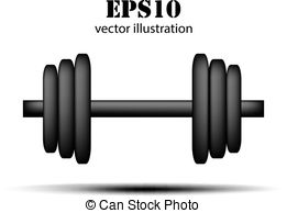 Barbell Illustrations and Clip Art. 20,412 Barbell royalty.