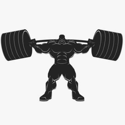 Barbell PNG.