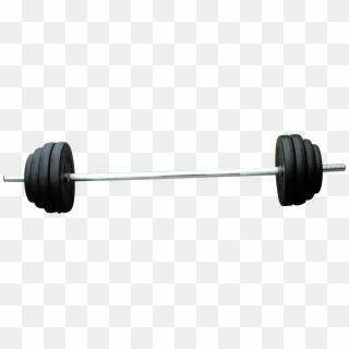 Barbell PNG Transparent For Free Download.