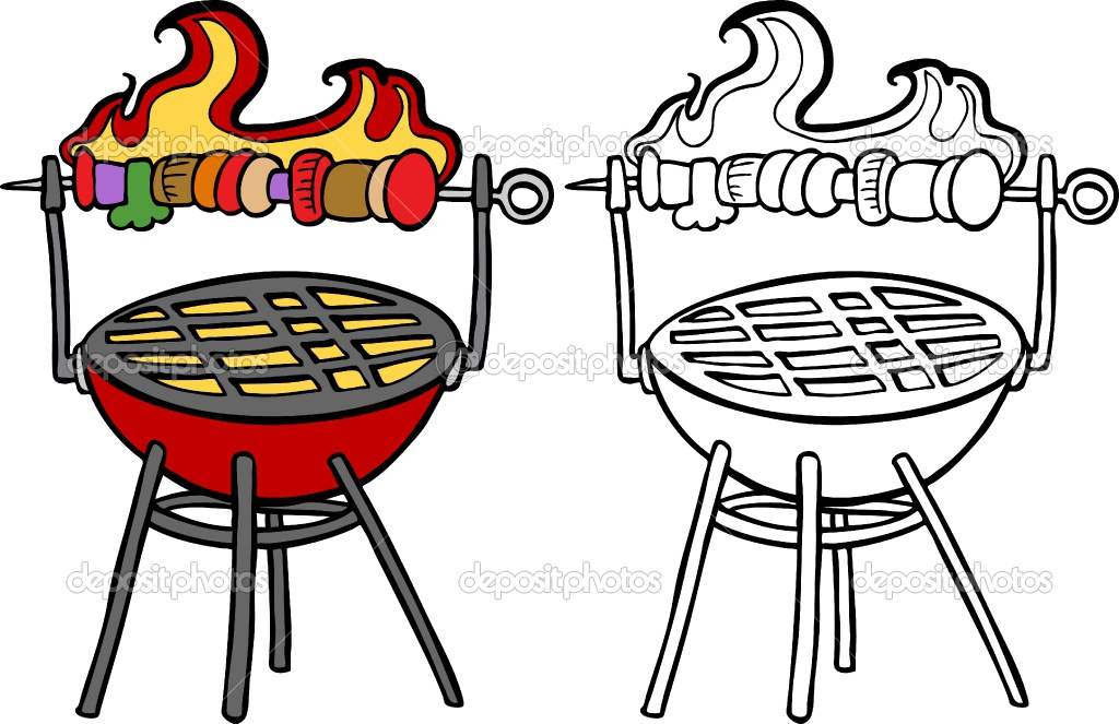 Barbeque Clipart.