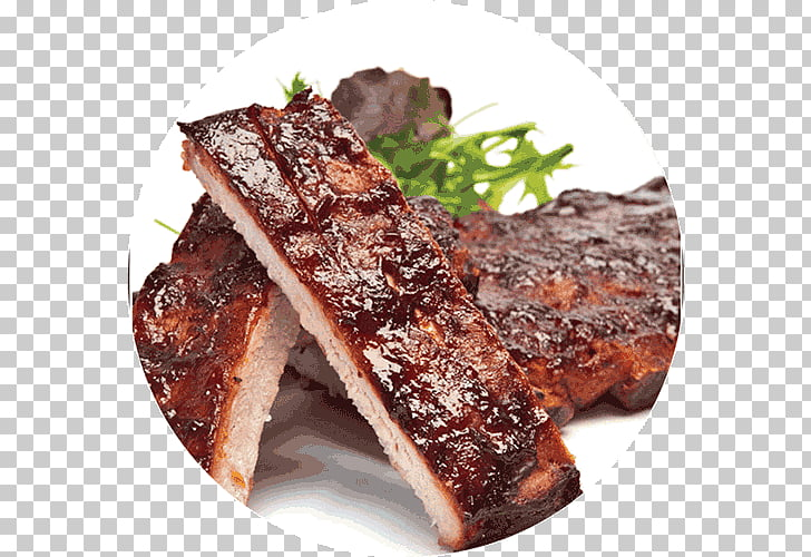 Spare ribs Barbecue Pork ribs Short ribs, know how PNG.