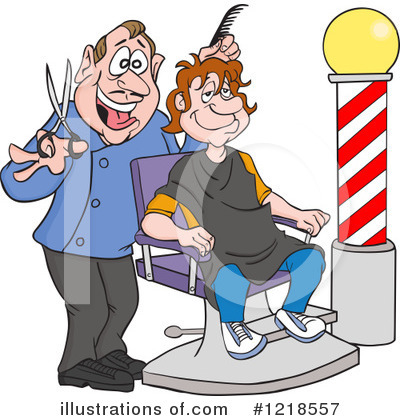 Barber Clipart #72617.