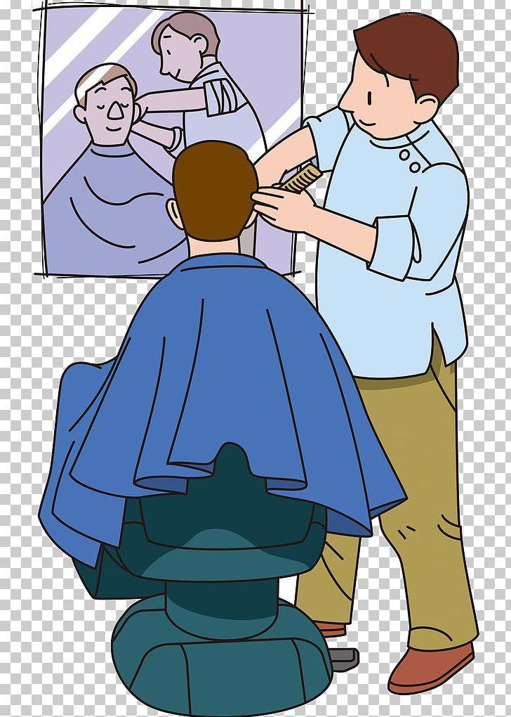 Barber PNG, Clipart, Boy, Cartoon Character, Cartoon Eyes.