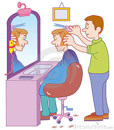 Barber clipart 10 » Clipart Station.