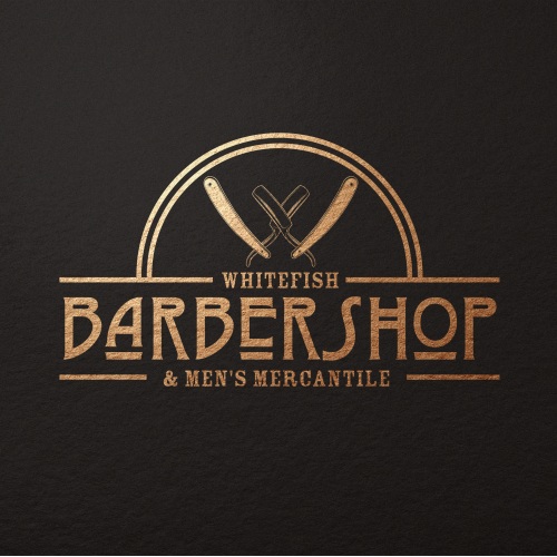 Design Barber Shop Logos.