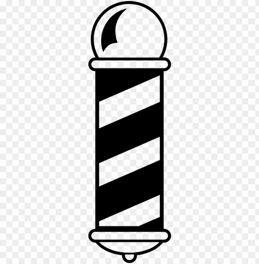 Barber Pole Vector Free at Vectorified.com.