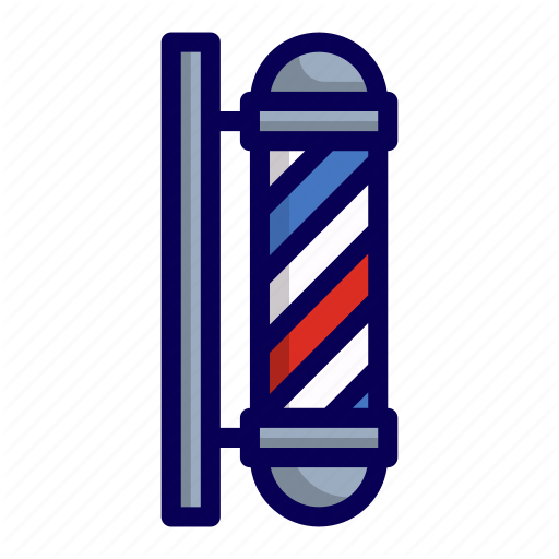 \'Barber\' by Berkah Icon.