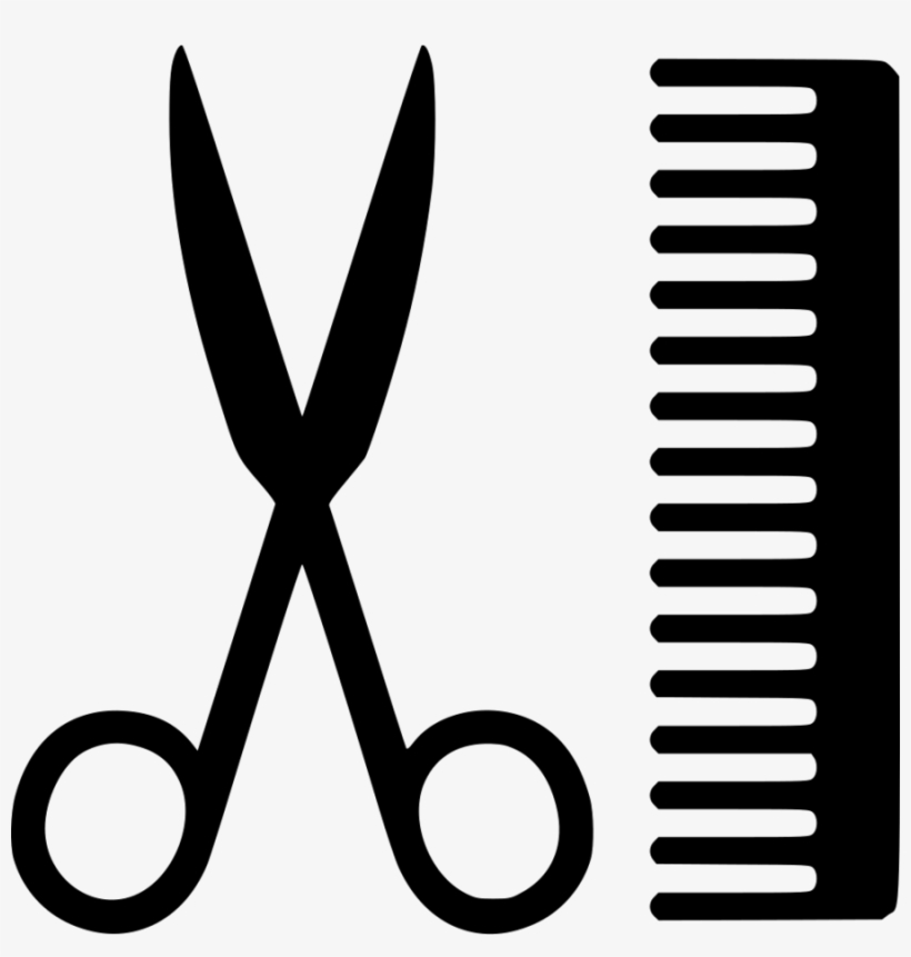 Comb And Scissors Png Clipart Comb Hairdresser Barber.
