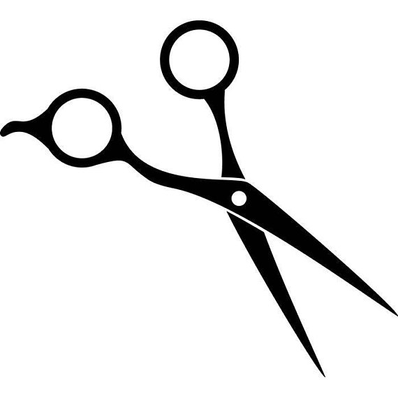 Barber clipart scissors, Barber scissors Transparent FREE.