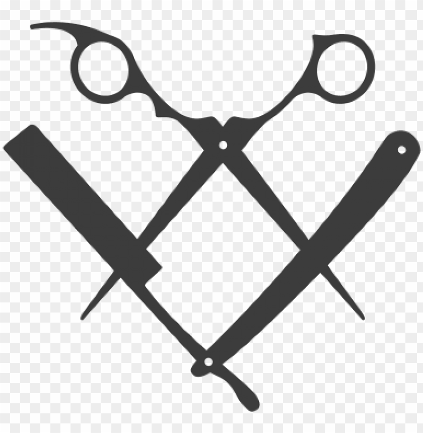 barber scissors png download.