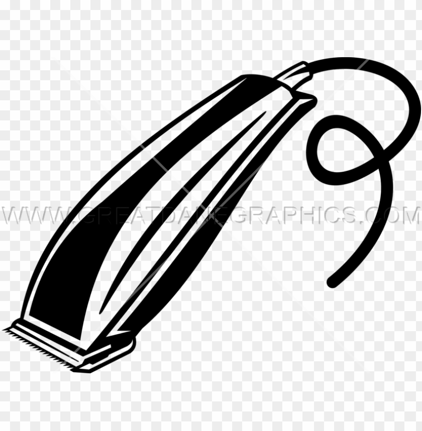 transparent library barber clippers clipart.