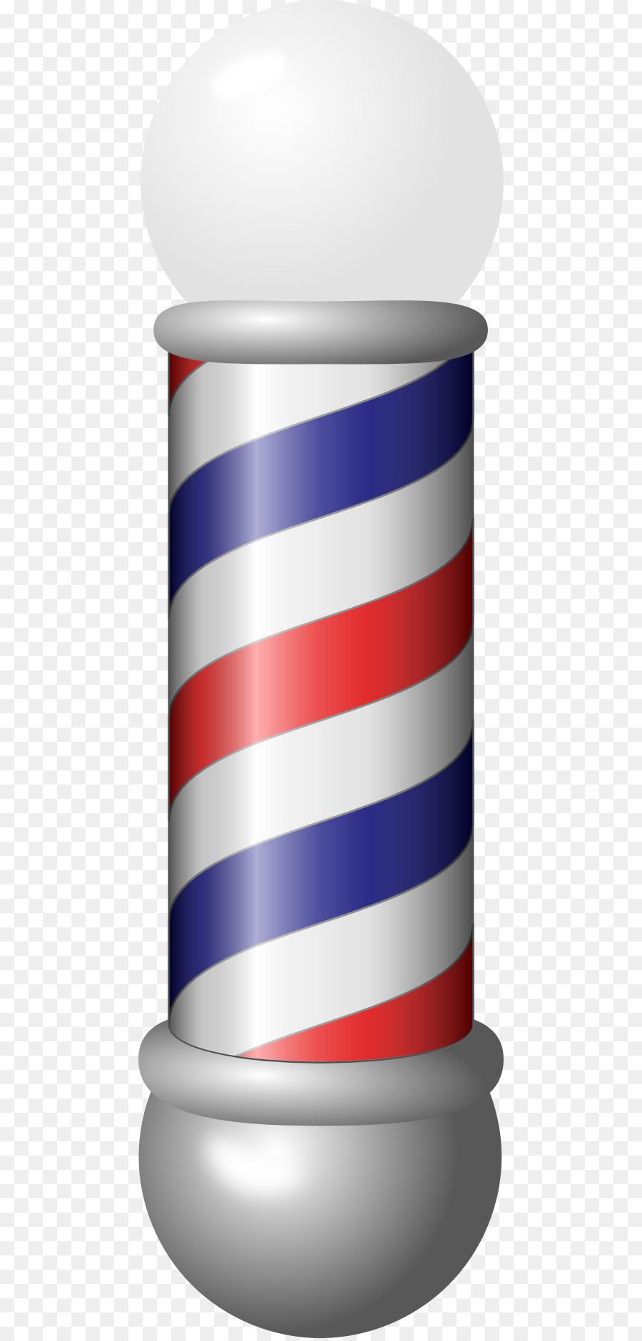 barber pole clipart Barber\'s pole Clip art clipart.