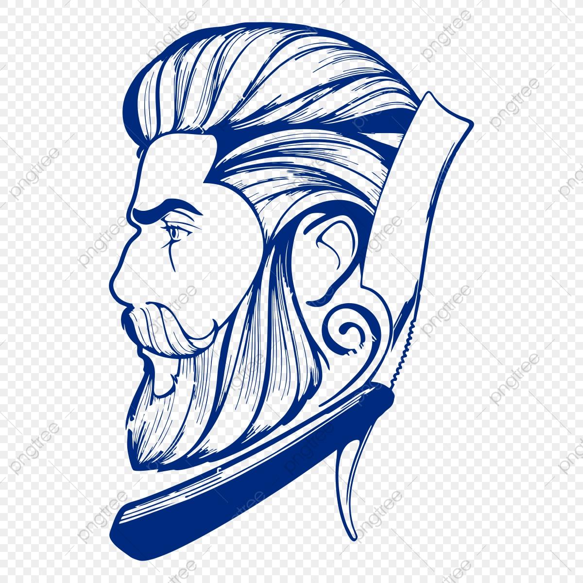barber shop clip art free #4