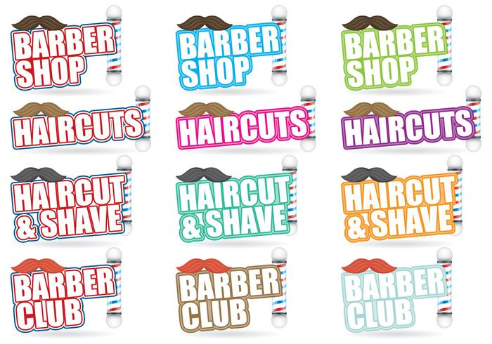 Barber Shop Titles.
