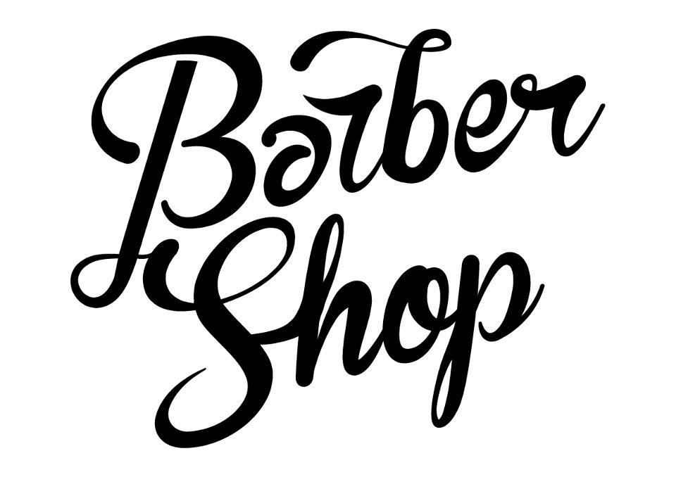 Barber Shop Logo.