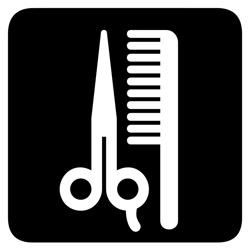 Free Clipart: Aiga barber shop.