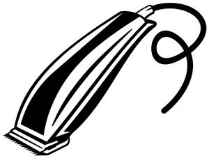 466 Barber Shop free clipart.