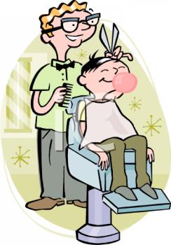 Barber Clip Art.