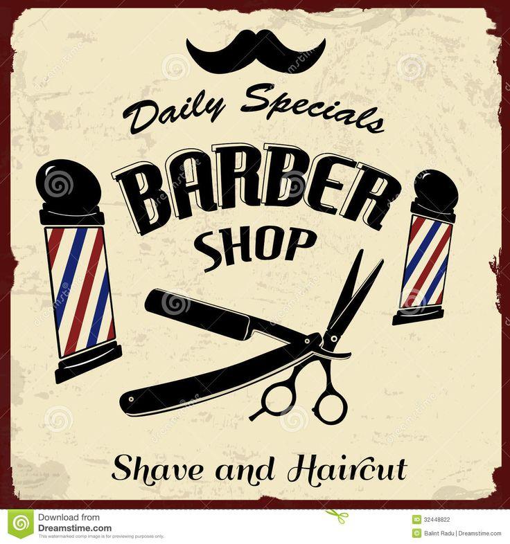 1000+ images about Vintage Barber Shop on Pinterest.