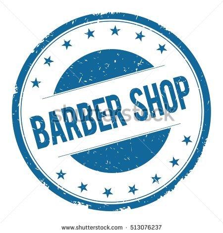 Barber Word Stock Photos, Royalty.