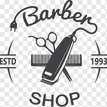 Barber cutout PNG & clipart images.