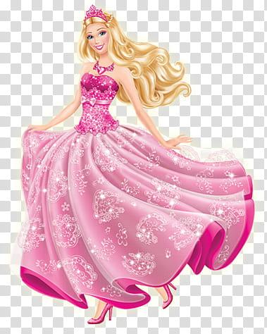Barbie Mega transparent background PNG clipart.