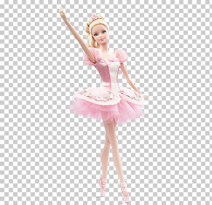 Barbie: A Fashion Fairytale Doll Ballet Dancer.
