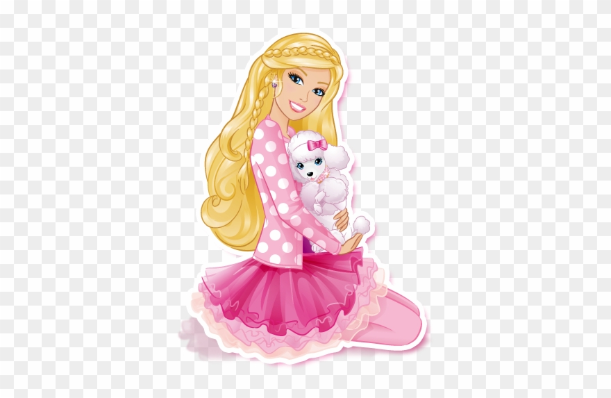 Barbie Clipart Happy Birthday Free For Download On.